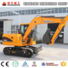 Crawler Excavator, 9t Excavator with 0.42m3 Bucket for Sale in China