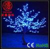 LED Blue Cherry Tree Light
