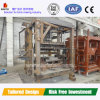 China Machine Qft10-15 Fully Automatic Durable Block Machine