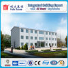 Economical Green Building Steel Structural with Sandwich Panel Prefab House