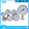 Ce Approved ABS Plastic Case Types of Pressure Gauges with Different Diameter