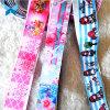 "Usable 7/8"" Multicolour Valued Packing Wide Velvet Ribbon /Jacquard Ribbon as Garment Accessory"