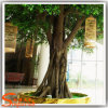 Best Sell Artificial Fake Banyan Ficus Microcarpa Tree