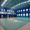 Bwf Certification PVC Vinyl Badminton Flooring Mats