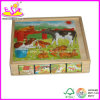 Wooden Educational Puzzle (WJ278170)