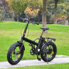 500W Folding Fat Tyre Electric Bicycle (RSEB-507)