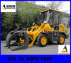 Heracles Brand Wheel Loader Hr910m as Construction Tools
