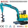 Chinese Excavator Manufacturer 800kg Compact Excavator Sales Crawler Excavator