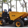 3ton Mini Site Dumper with Wider Tires Fcy30