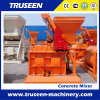Twin Shaft Construction Mixing Machine with Sicoma Concrete Mixer