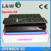 Original Openbox X5 HD Support 3G + USB WiFi Digital Openbox X5 HD Satellite Receiver