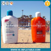 Hot-Sale Inflatable Replica Product Bottle Advertising on Beach