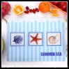 Summer Series of Tempered Glass Cutting Board