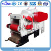 Drum Type Wood Chipper / Wood Chips Making Machine CE Approved