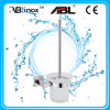ABLinox stainless steel toilet brush holder