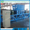 Plastic/Wood Pallet/Tire/Foam/Kitchen Waste/Animal Bone/Scrap Metal Shredder