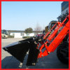 Tz08d Front End Loader with 4-in-1 Bucket, Tractor with Front Loader (CE Approval)