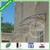 Aluminum Soundproof Multi Fixed Polycarbonate Sheet Awning Strong Window Canopy