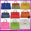 2014 Latest Brand Designer Lady Leather Handbag Made in China (DF001)
