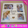 2016 Wholesale Wooden Picture Photo Frame, Custom Wooden Picture Photo Frame, Lovely Wooden Picture Photo Frame W09A052