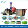 Famous Brand Construction Building Brick Block Making Machine with CE