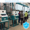 Running Maize Corn Milling Machine in China