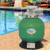 Top Mount Swimming Pool Sand Filter (certificated by ISO9001)