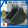 Various Kinds of Excavator Adapted Bucket with Teeth/Standard/Rock/Skeleton/Hydraulic
