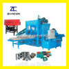 Semi-Automatic Hydraulic Cement Hollow Solid Paving Brick Block Making Machine (QTY4-20A)