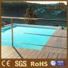 Low Cost Waterproof WPC Hollow Decking/Swimming Pool Composite Wood Floor