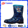 Children Fashion PVC Rain Boots for Boys (TNK70013)