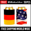 Neoprene Full Color Non Collapsible Can Koozie