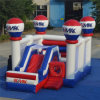 Inflatable Slide with Bouncing Room (AQ 725-1)