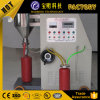 Fire Extinguisher Power Filling Machine / 50kg Trolley DCP Fire Extinguisher