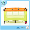 Simple Safety Baby Game Bed with Second Layer (SH-A4)