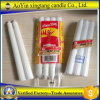 Paraffin Wax Candle Smokeless White Candle Fluted Candles