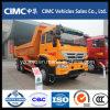 Swz 6X4 340HP Dumping Truck