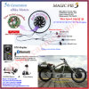 Bluetooth Programmable! 36V 500W Brushless Bike Hub Motor
