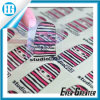 Removable Waterproof Transparent PVC Sticker OEM