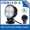 Agriculture LED Work Light Lamp 20W 12V Waterproof