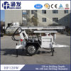 Gold Supplier Portable Soil Drilling Machine, 120m Depth Water Digging Machines