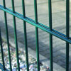 China Manufacturer PVC Coated Double Wire Fence