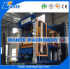 Wante Qt6-15b Automatic Block Machine Delivering to Algerial