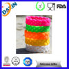Manufactory Directly Cheapest Silicone Wristband, Lowest Price Silicone Bracelet