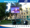 Shenzhen Mreld P16mm Resolution Portable LED Screen / Outdoor Rental LED Display Board