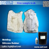 Liquid Moulding Silicone Rubber for Small Size Plaster Products Making