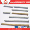 Yellow and Blue White Zinc-Plated Concrete Screw
