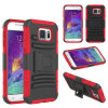 3 in 1 Combo Holster Case for Samsung Galaxy S6 Edge