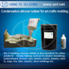 Brushable Silicone Rubber for Plaster Casting Cornice/Domes Mold