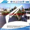 1.5t@4m Mini Telescopic Hydraulic Yacht Crane